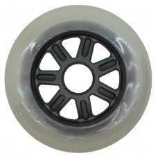 Колеса для роликов NoName 100mm/85А. Серый. Без принта