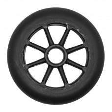 Колеса для роликов NoName 125mm/85A. Черный