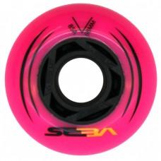 Колеса для роликов детские SEBA KSJ Junior 68mm/85А. Розовый