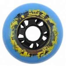 Колеса для роликов Skating Halloween 80mm/85А. Синий