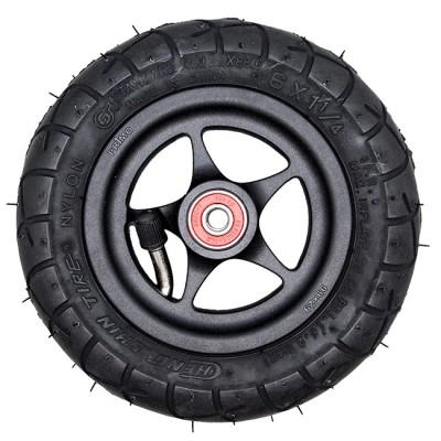 Колеса для роликов внедорожные Flying Eagle Terra Wheel 150mm в магазине Rollbay.ru