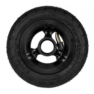 Колеса для роликов внедорожные Powerslide Air Wheel Road Warrior 125mm в магазине Rollbay.ru