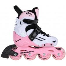 Powerslide One Khaan Jr. LTD Pink