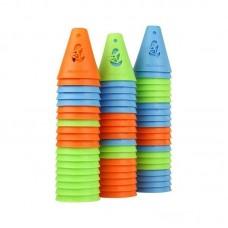 Конусы для слалома на роликах Powerslide Cones
