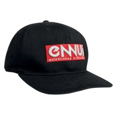Кепка Ennui (Black/Red)