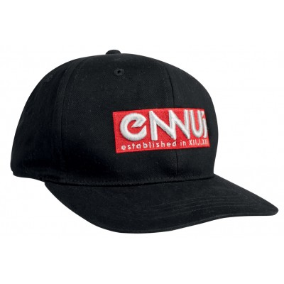 Кепка Ennui (Black/Red) в магазине Rollbay.ru