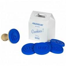 Штампы для приготовления печенья Powerslide Cookie Stamp