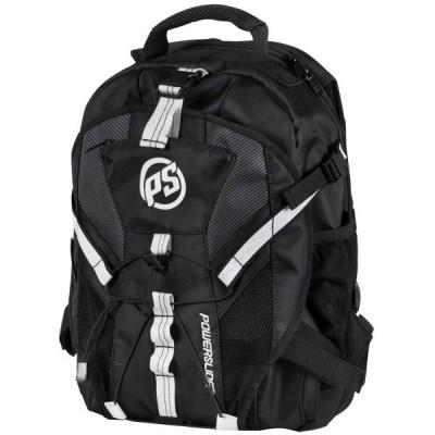 Рюкзак для роликов Powerslide Fitness Bagpack. Черный в магазине Rollbay.ru