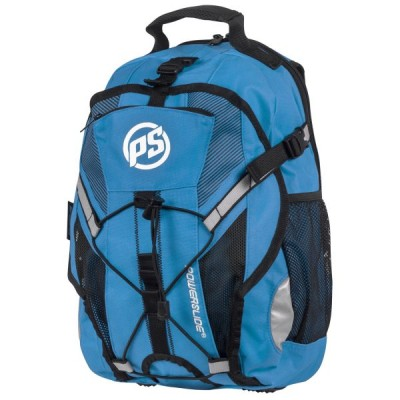 Рюкзак для роликов Powerslide Fitness Bagpack. Синий в магазине Rollbay.ru