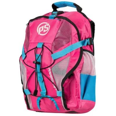 Рюкзак для роликов Powerslide Fitness Bagpack. Розовый в магазине Rollbay.ru