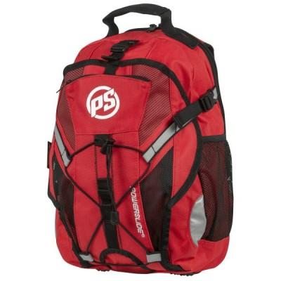 Рюкзак для роликов Powerslide Fitness Bagpack. Красный в магазине Rollbay.ru
