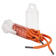 Шнурки для роликов Powerslide Myfit Fothon Reflective 170 сm. Оранжевый