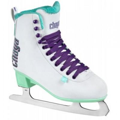 Коньки фигурные Chaya Classic White в магазине Rollbay.ru