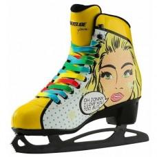 Коньки фигурные Powerslide Pop Art Blondie