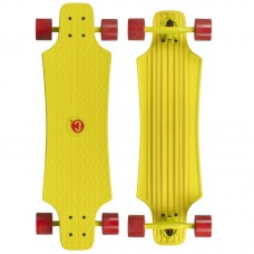 Лонгборд Choke Skateboard Large Lars (Yellow)