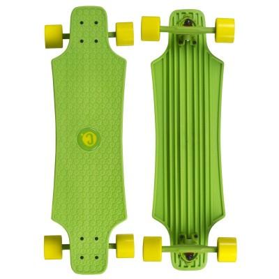 Лонгборд Choke Skateboard Large Lars (Green) в магазине Rollbay.ru