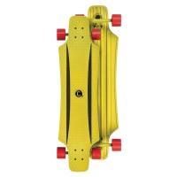 Лонгборд Choke Skateboards Long John (Yellow)