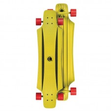 Лонгборд Choke Skateboards Long John (Yellow)