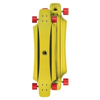 Лонгборд Choke Skateboards Long John (Yellow) в магазине Rollbay.ru