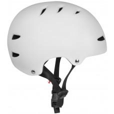 Шлем для роликов и самоката Ennui BCN Basic White