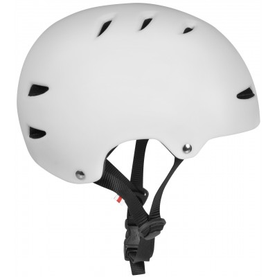 Шлем для роликов и самоката Ennui BCN Basic White в магазине Rollbay.ru