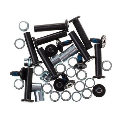 Набор осей и спейсеров Kizer Hardware Axle Set Type-M+X, 8-Pack в магазине Rollbay.ru