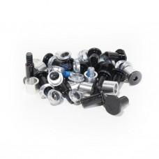 Набор осей и спейсеров Kizer Hardware Axle Set Slim Line, 8-Pack