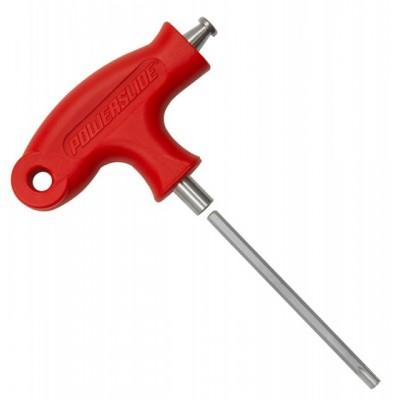 Ключ для роликов Powerslide Torx/Hex в магазине Rollbay.ru
