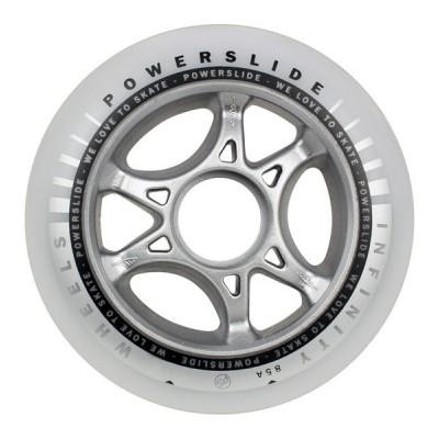 Колеса для роликовых коньков Powerslide Infinity 110mm/85A в магазине Rollbay.ru