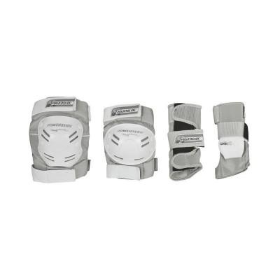 Защита для роликов Powerslide Standard Pure Protection Set в магазине Rollbay.ru