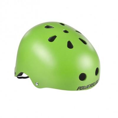 Шлем для роликов и самоката Powerslide Allround. Зеленый в магазине Rollbay.ru