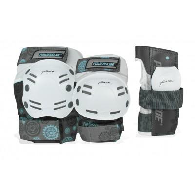 Защита для роликов Powerslide Standard Pure Tri-Pack в магазине Rollbay.ru