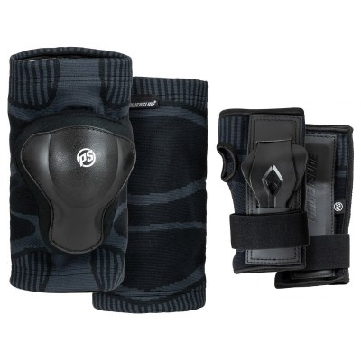 Защита для роликов Powerslide Onesie Dual Pack Men в магазине Rollbay.ru