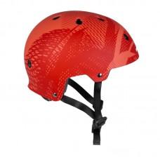 Шлем для роликов и самоката Powerslide Helmet Pro Urban. Красный