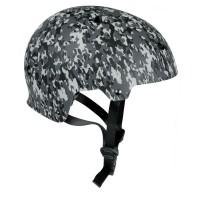 Шлем для роликов и самоката Powerslide Helmet Pro Urban. Камуфляж