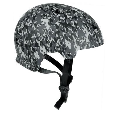 Шлем для роликов и самоката Powerslide Helmet Pro Urban. Камуфляж в магазине Rollbay.ru