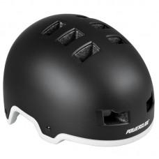 Шлем для роликов и самоката Powerslide Helmet Extreme Urban. Черный