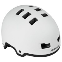 Шлем для роликов и самоката Powerslide Helmet Extreme Urban. Белый