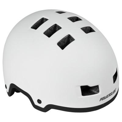 Шлем для роликов и самоката Powerslide Helmet Extreme Urban. Белый в магазине Rollbay.ru