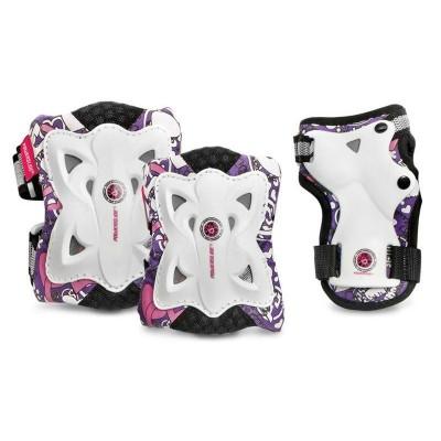 Защита для роликов Powerslide Pro Butterfly Tri-pack в магазине Rollbay.ru