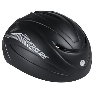 Шлем для роликов и самоката Powerslide Blizzard Black 57-61 в магазине Rollbay.ru