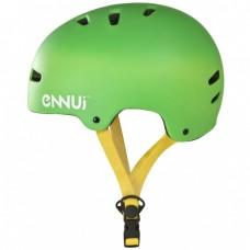 Шлем для роликов и самоката Ennui BCN Helmet 52-58. Зеленый