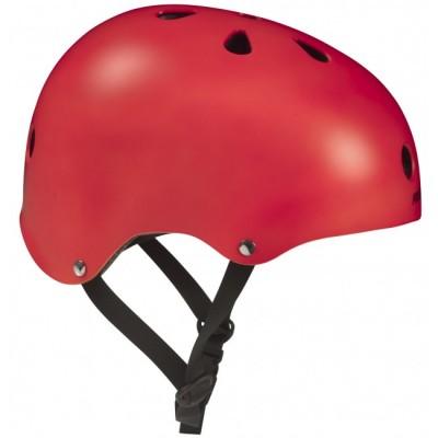 Шлем для роликов и самоката Powerslide Allround. Красный в магазине Rollbay.ru