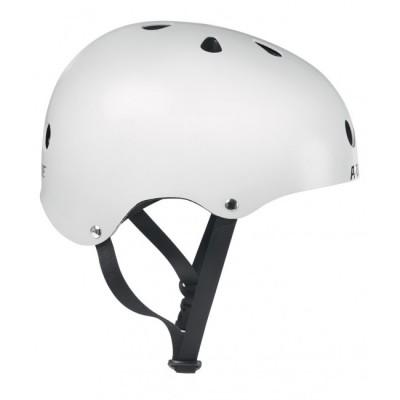 Шлем для роликов и самоката Powerslide Allround. Белый в магазине Rollbay.ru