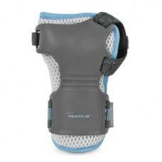 Защита запястья для роликов Powerslide Pro Air Wristguard Pure Grey/White/Blue