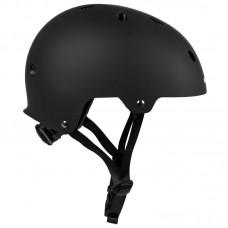 Шлем для роликов и самоката Powerslide Urban Helmet. Черный