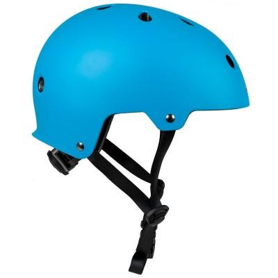 Шлем для роликов и самоката Powerslide Urban Helmet. Синий в магазине Rollbay.ru