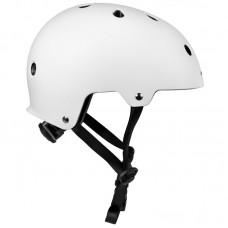 Шлем для роликов и самоката Powerslide Urban Helmet. Белый
