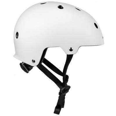 Шлем для роликов и самоката Powerslide Urban Helmet. Белый в магазине Rollbay.ru