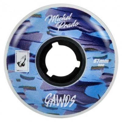 Колеса для роликов агрессив Gawds Wheels Michel Prado Pro 57mm (4-pack) в магазине Rollbay.ru
